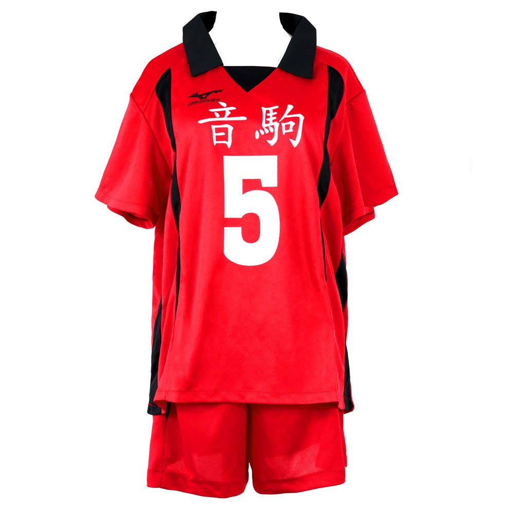 Kozume Kenma Costume Kuroo Tetsurou Cosplay Nekoma High School Volleyball Uniform for Adult and Kids