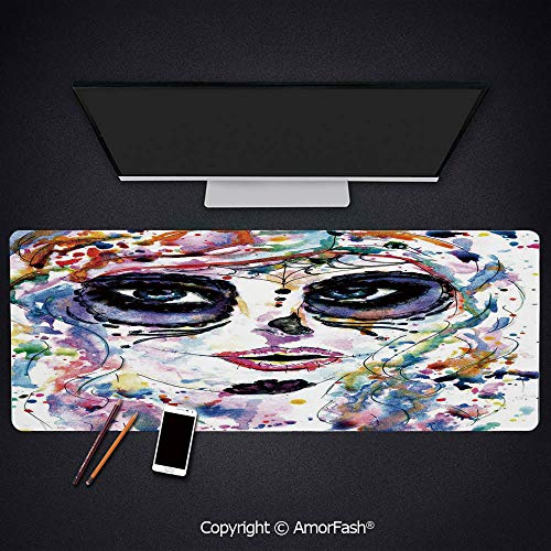 Pro Gaming Mouse Pad,Large,Cloth Surface Optimized for Precision,35.5