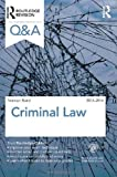 Q&a Criminal Law 2013-2014, Baird, Norman, 0415538874