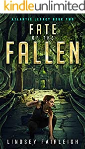 Fate of the Fallen (Atlantis Legacy Book 2)