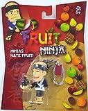 Fruit Ninja Sensei Blade Fruit Keyring - Slice Bomb