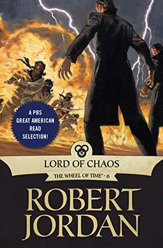 Lord of Chaos: Book Six of 'The Wheel of Time'