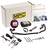 MPC PREWIRED Plug & Play Remote Start & Keyless Entry - Fits GM Vehicles 2007-2017