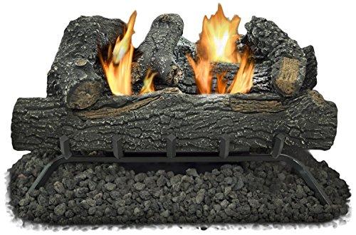18 inch propane gas logs - 7