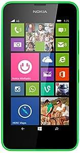 Vodafone Nokia Lumia 635 Pay as you go Handset - Green, [Importado de Reino Unido]