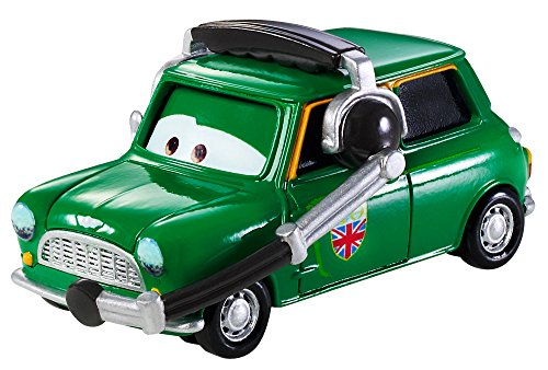 Disney/Pixar Cars Austin Littleton (Fun City Littleton)