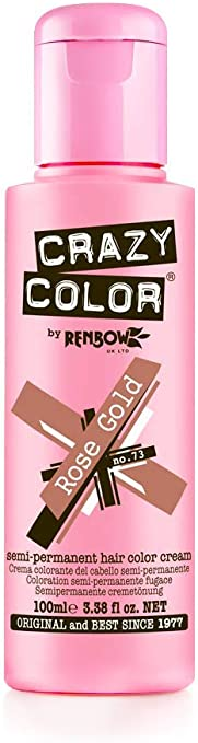 Crazy Color 73 Oro Rosado 100 ml