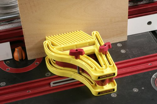 Milescraft 1407 D/TFeatherBoard Dual or Tandem FeatherBoards for Router Tables and Table or Band Saws by Milescraft Inc. (Image #4)
