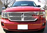 APS Polished Chrome Billet Grille Grill Insert #D66611A
