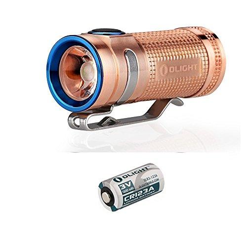 Olight S Mini Baton Copper S1 mini Cu 550 Lumen Cool White L