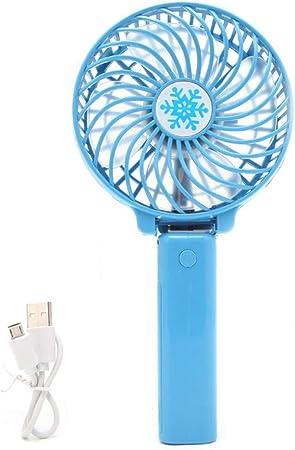 Breeze DMM Mini Ventilador Bolsillo Plegable Mini USB Ventilador ...