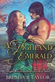 img - for A Highland Emerald (Highland Treasures) book / textbook / text book
