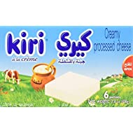Kiri Cheese Wedges, 6 portions (108g)