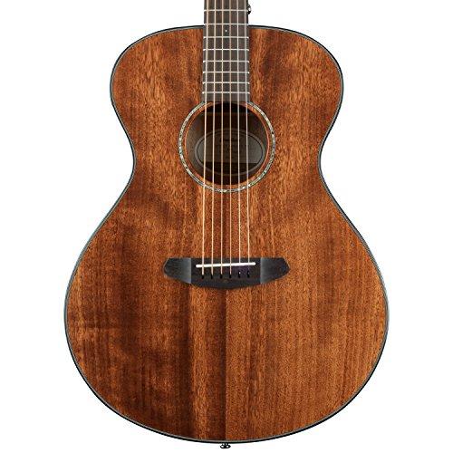 (Breedlove Pursuit Concert E Mahogany-Mahogany Acoustic-Electric Guitar)