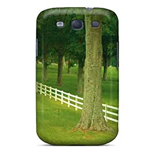 Maria N Young Perfect Tpu Case For Galaxy S3/ Anti-scratch Protector Case (south Carolina Country Fields)