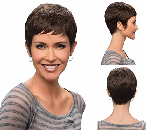 [Premium wigs liap Wigs wig female European fashion wigs short straight hair natural hair] (Drag Queen Costumes Los Angeles)