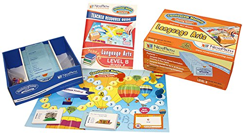 NewPath Learning Mastering Reading/Language Arts Curriculum Mastery Game, Grade 2, Class Pack