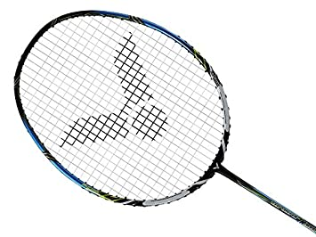 2e649e4cbac Buy Victor Thruster K 9000 G5 Power Series Unstrung Badminton Racket (White  Black) Online at Low Prices in India - Amazon.in