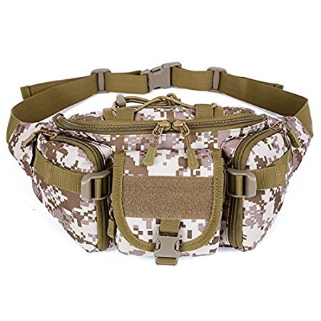 Review Tactical Waist Pack CREATOR