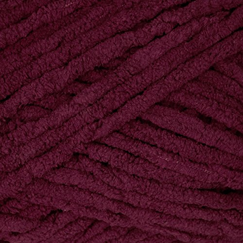 Bernat Blanket Big Ball Yarn (10430) Purple Plum ()
