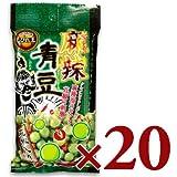 アライド 四川料理しびれ王 麻辣青豆 花椒入り 65g×20個