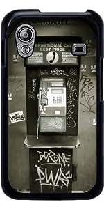 Funda para Samsung Galaxy Ace (GT-S5830) - Teléfono by Asmo