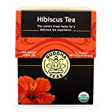 Buddha Teas Hibiscus Tea, 18 Count (Pack of 6) Review