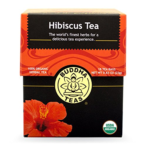 Buddha Teas Hibiscus Count Pack
