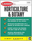 Careers in Horticulture and Botany (Careers in…Series)