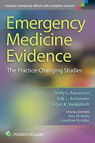 Download Emergency Medicine Evidence: The Practice-Changing Studies Pdf