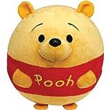 Ty Beanie Ballz Winnie The Pooh Plush, Bear, Large