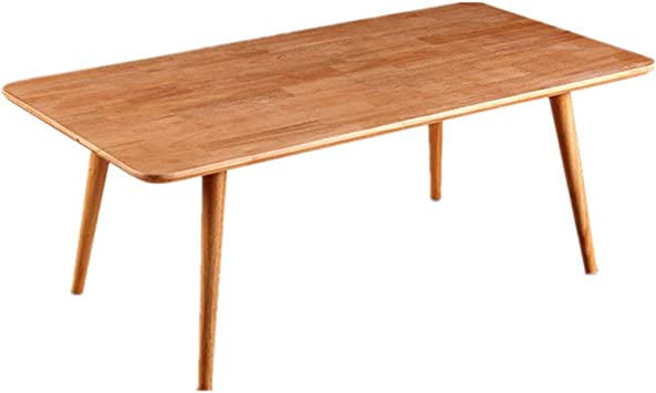 Amazon Com Solid Wood Coffee Table Living Room Small Household
