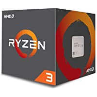 AMD Ryzen 3 1200 Processor with Wraith Stealth Cooler - YD1200BBAEBOX