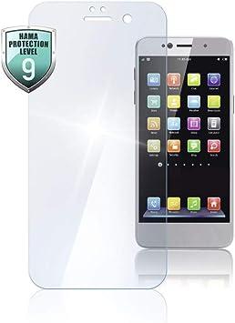 Hama Premium Crystal Glass Y5 (2018): Amazon.es: Electrónica