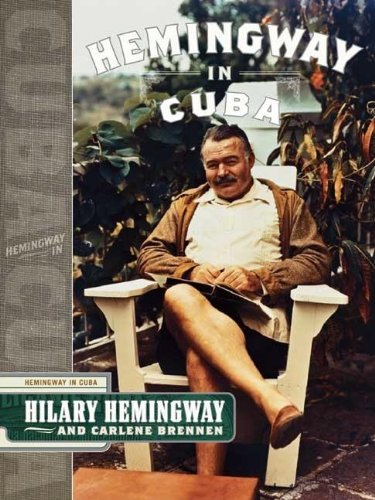 """""""With Hemingway - A Year in Key West and Cuba"""" av Arnold Samuelson"""