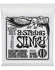 Ernie Ball 8-String Slinky Nickel Wound Set.010 - .074