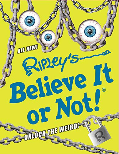 (Ripley's Believe It Or Not! Unlock The Weird!)