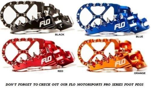 Flo Motorsports Pro Series Foot Peg Cleat Set FPEG-799