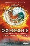 capa de Convergente, Uma Escolha Vai Te Definir (Trilogia Divergente Livro 3)