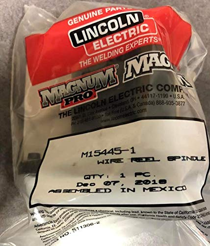 Lincoln 2 inch Wire Reel Spindle No. M15445-1