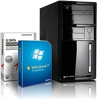 Windows 7 Professional 64 Bit Pro Dell Optiplex 790-500GB SATA Hard Drive