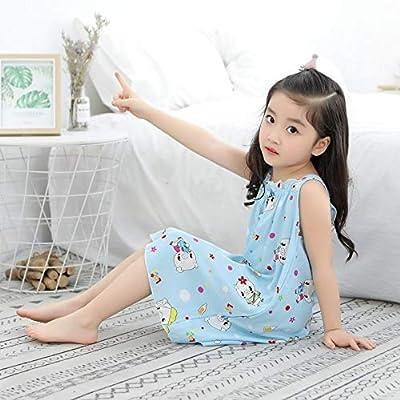 Pijama Infantil algodón Seda Princesa Falda Verano niña bebé ...
