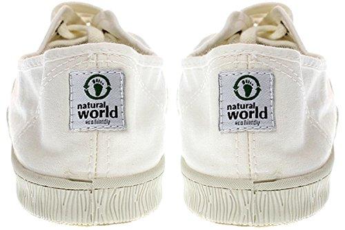 Natural World 612 - Damen Schuhe Sneaker - 505-blancoingles