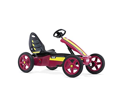 Berg Coche de Pedales Rally Pearl (4 a 12 años): Amazon.es: Juguetes y juegos
