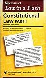 Constitutional Law Liaf I 2008, Emanuel, Steven, 0735575908