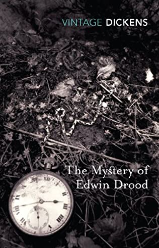 book cover of The Mystery of Edwin Drood