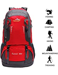Gohyo 60 L Waterproof Ultra Lightweight Packable Climbing Fishing Traveling Backpack Hiking Daypack,Backpack,Handy...