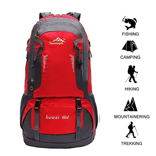 internal frame backpack - 7