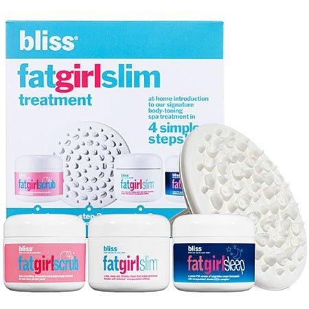 Trousse de traitement Bliss FatGirlSlim