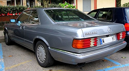 mercedes w126 c126 560sec paint codes and combinations ingo